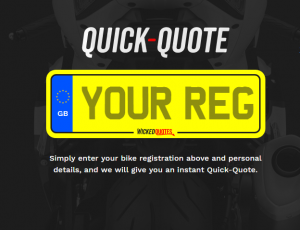 Quick Quote for Motorbike Insurance